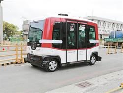 無人駕駛自動車 要駛來彰化高鐵站區了