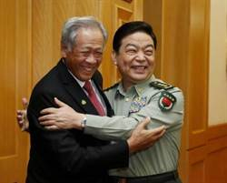 中國和新加坡強化防務合作 啟動陸海雙邊演習