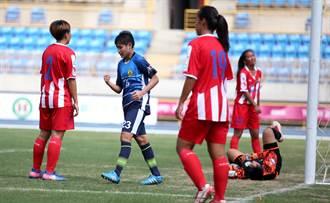木蘭女足》新台灣之女 15歲上演帽子戲法
