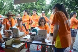 長庚永慶盃路跑5地同步開跑 逾4萬人參加