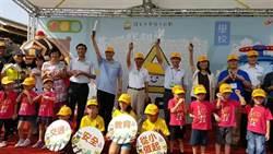 每日3童因交通傷亡 交部與靖娟籲學童戴黃帽過馬路