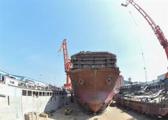 瞄準海底稀土 大陸造全球首艘深海採礦船