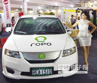 臺南生技綠能展 電動汽機車吸睛