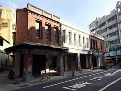 高雄市文化局興濱計畫新進展哈瑪星昭和紅磚街屋新生