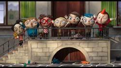 《酷瓜人生》台中動畫影展首映 月光下感動觀影