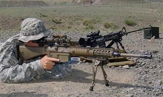 美國陸軍中止大威力步槍購買計劃