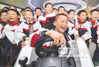 手機平板陪小孩 網路世界低齡化