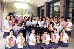 韓國國際美容藝術大賽 樹德家商獲三冠王