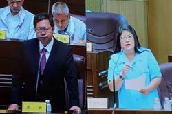 鄭文燦政策3支箭 桃議員:應從統籌分配款改革開始