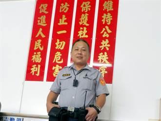 警員啟動「圈存機制」 保住鐵工師傅10萬積蓄