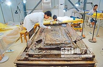 古墓出土大量文物 或洗刷劉賀惡名
