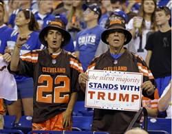 NFL》球員想怎樣?「跪到川普道歉為止」