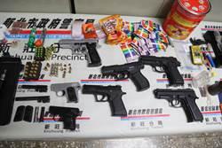 4進4出警局沒在怕 男子改槍販毒又被逮