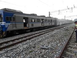 台鐵和平往玉里區間車燒軸出軌  延誤4000旅客