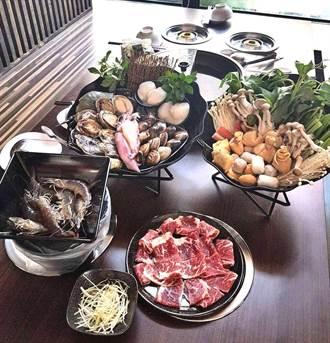 在埔里山城不用到海港 仍可享受蒸、煮、涮活體海鮮新美味
