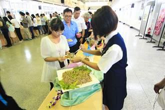 謝師恩 高英工商學生親手烹調東南亞美食
