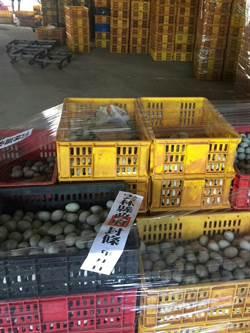 鴨蛋黃被驗出含染劑蘇丹紅 雲林縣府追查源頭