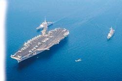 無人機群攻擊航母 難跨越防護網