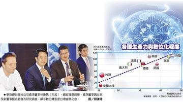 台灣自豪科技島… 麥肯錫卻說:數位轉型是台灣當務之急