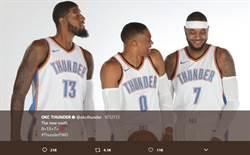 NBA》甜瓜爆料 騎士差點組成5巨頭
