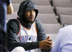 NBA》願打4號位 安森尼:能讓雷霆更好