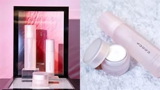 乾肌、保溼控絕對不能錯過!粉紅勢力讓肌膚素顏也有天使光