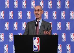 NBA》聯盟寄備忘錄 嚴禁球員教練搞國歌抗議