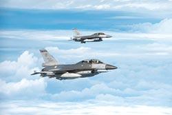 警告台獨 陸曝兩岸軍機對峙畫面