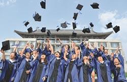 陸普及高等教育 學生人數冠全球