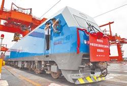 第3條南北大動脈 蘭渝鐵路通車