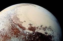 冥王星脊狀冰山成因 科學家解謎