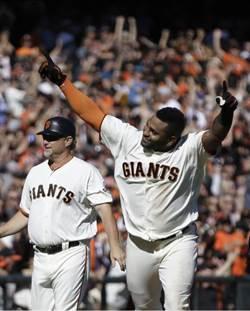 MLB》功夫熊貓再見轟 巨人贏球但狀元籤夢碎