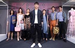 溫昇豪率領伊林名模團隊 為府城時尚原創揭開序幕