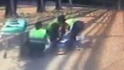 南投驚傳工安意外 電焊工人墜地亡