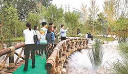 廣陽谷城市森林 核心區新綠地