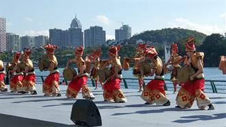 廣西柳州「水上狂歡節」開幕 水上賽事.文化交流盛宴