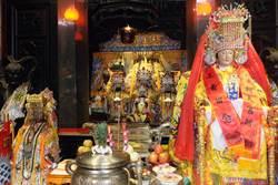 湄洲媽祖駐駕北港朝天宮 三媽齊聚歷史盛會