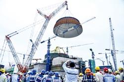 大陸衝刺核能建置 2030年挑戰美法核電地位