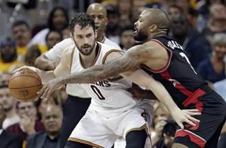 NBA》愛神大發神威 騎士滅熱火奪9連勝