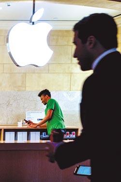 蘋果在陸踢鐵板 下月財報受關注