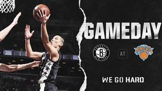 NBA》籃網擊敗尼克 林書豪8分3助攻