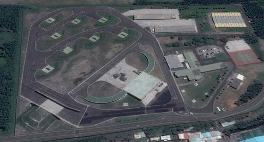 網友發現,愛國者3型飛彈已進駐屏東空軍基地。(翻攝Google Earth)