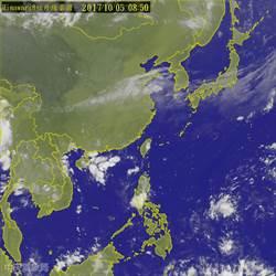 美預測國慶日恐有颱風 周末北部東部有雨