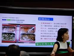立院修法 中小學禁售高鹽高油食物及含糖飲料