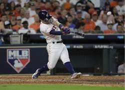 MLB》艾爾圖維3響炮 太空人首戰宰紅襪