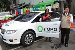 推綠能 台南設全台首座通用型充電樁停車場