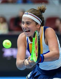 網球》「我要排名越高越好」 20歲法網冠軍少女換教練