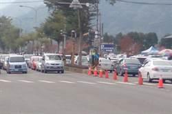 國慶4天連假交通大挑戰 苗警做好整備加強疏導