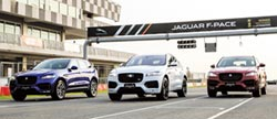 高效動能‧嶄新亮相 全新JAGUAR F-PACE 在台發表