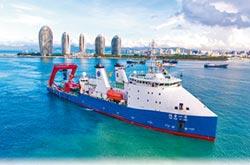 陸自製深海勇士號 登上國際